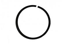 Кольцо стопорное подшипника 6019