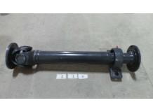 Вал карданный передний подвесной L=800, D=180, 8 отв.