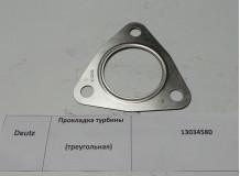 Прокладка турбокомпрессора 13034580