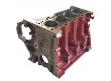 Блок цилиндров дв.  ISF2.8
