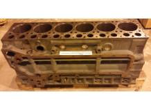 Блок цилиндров WD615 Евро2 (крышка длинная, без площадки ТНВД)