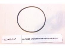 Кольцо уплотнительное гильзы